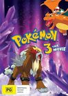 Pokemon - Spell Of The Unknown : Movie 3 (DVD, 2016)