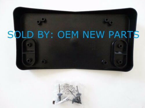 2014-2018 Cadillac CTS SEDAN OEM Front License Plate Bracket with Hardware