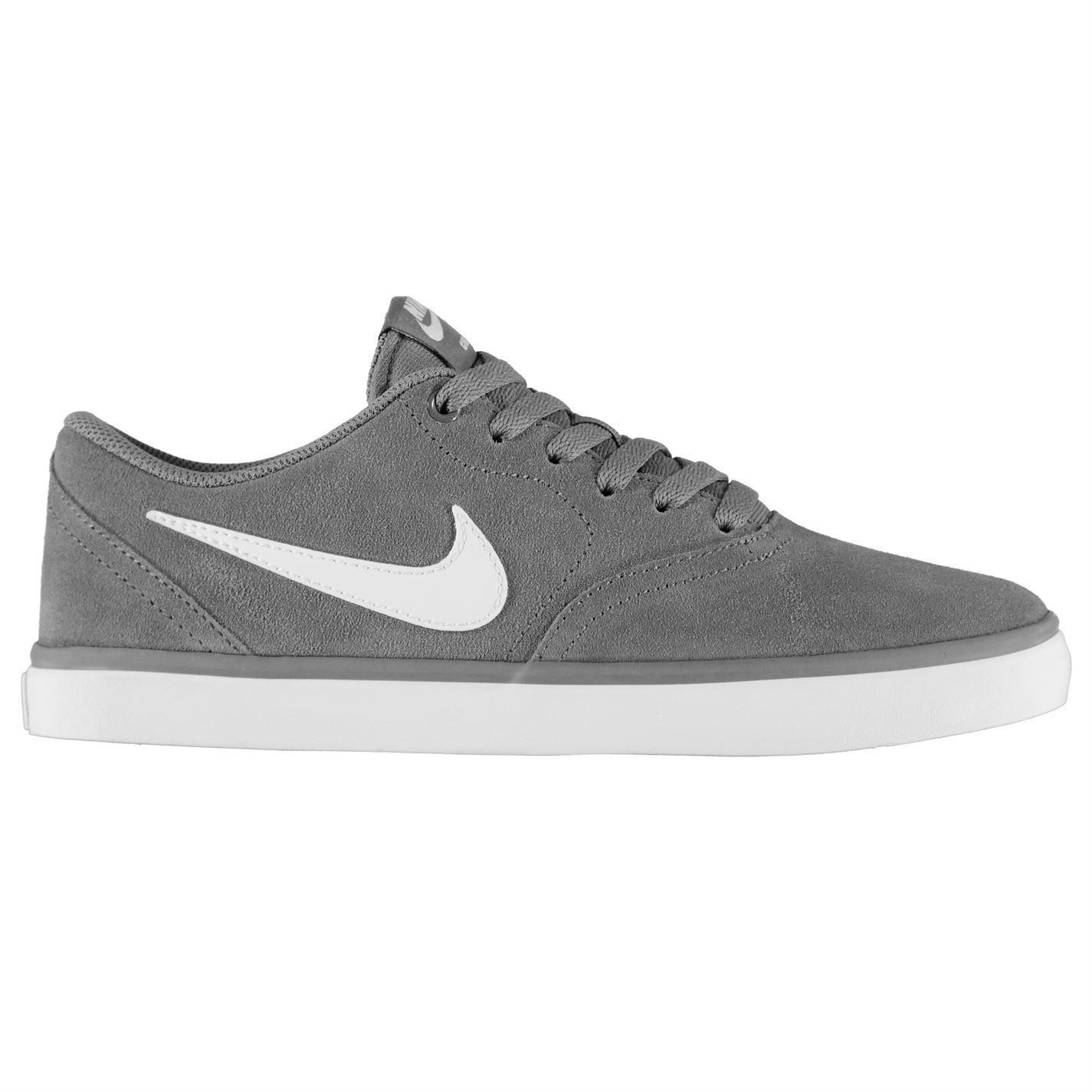 Zapatos casuales salvajes Nike Hombre SB De Cuadros Solar Hombre Skate Zapatos Zapatillas Calzado