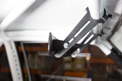"""Motamec Racing supports de montage pour grand angle miroir long 1.75 /"""" 45mm"""
