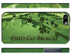 Ireland-Irish-Clover-iPhone-5S-5c-6-6S-7-8-9-X-XS-12-Pro-Max-XR-Plus-Case-Cover