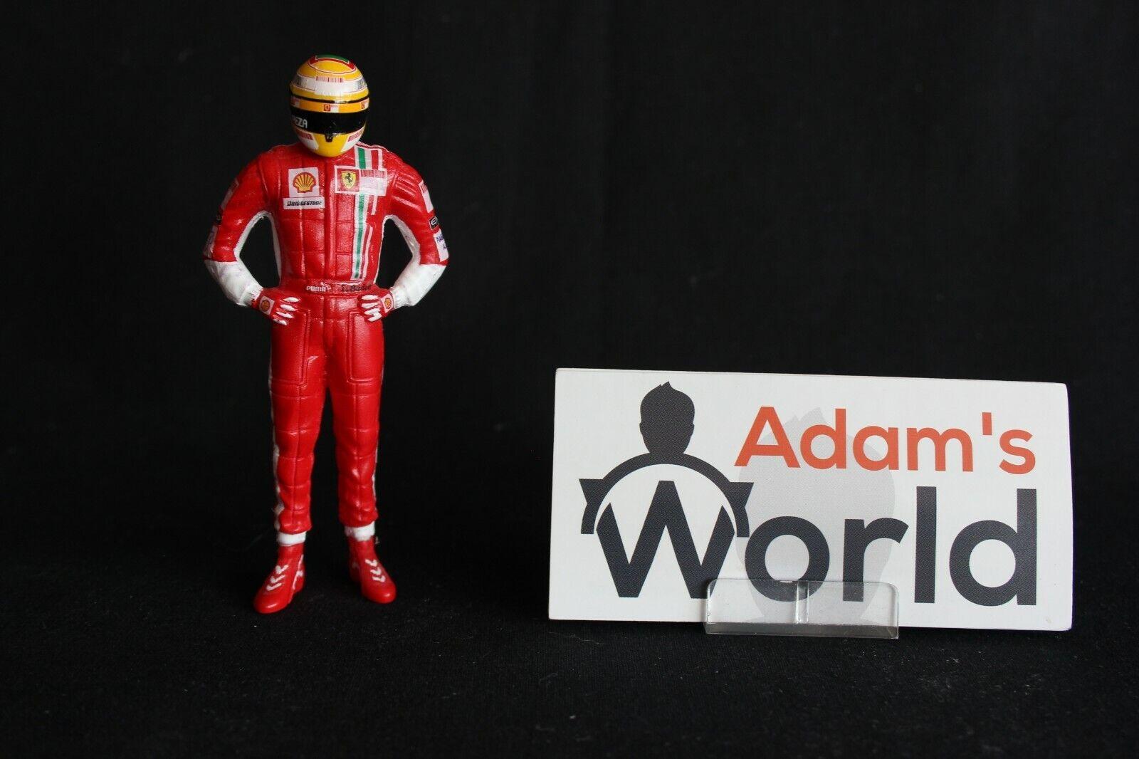 Figurine Luca Badoer (ITA) 1 18 Ferrari F1 2009 (PJBB)