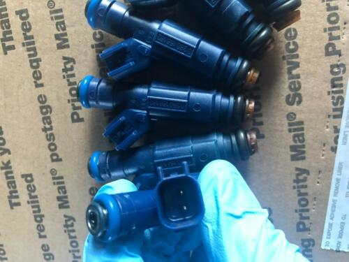 4.0L Fuel Injector Set of 6 EV6 24LB Details about  /Bosch Upgrade 4 Hole Jeep Cherokee 1999