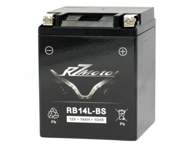 12n14 3a Yb14l A2 Battery Yamaha Ovation Phazer Venture Excel Snowmobile For Sale Online Ebay