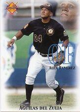 Alex Ramirez Venezuelan Cards Line Up 2001 2002 Aguilas del Zulia Orix Buffaloes
