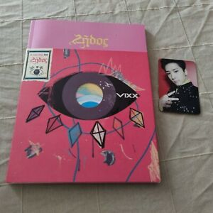 VIXX - Zelos (Taiwan Edition)