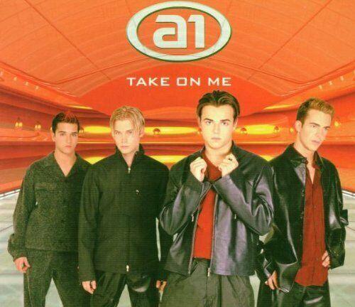 A1 Take on me (2000)  [Maxi-CD]