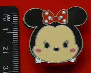 Used-Disney-Enamel-Pin-Badge-Minnie-Mouse-Tsum-Tsum