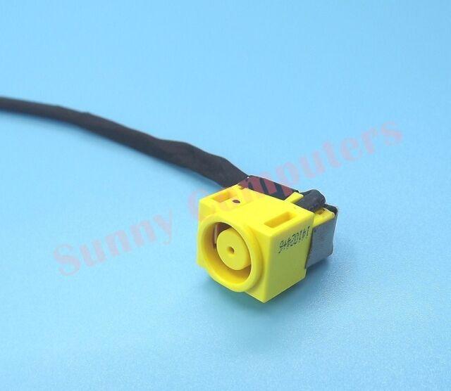 DC Power Jack Socket For IBM Lenovo B480 B490 V480 V480C M490 M495 w/ Harness AU