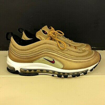 damnificados cura Duquesa  Nike Air Max 97 OG QS Metallic Gold - Men's Size: 11 | eBay