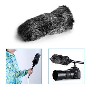 Neewer-NW-MIC-121-Microphone-fourrure-pare-brise-manchon-pour-TAKSTAR-SGC-598-SG209