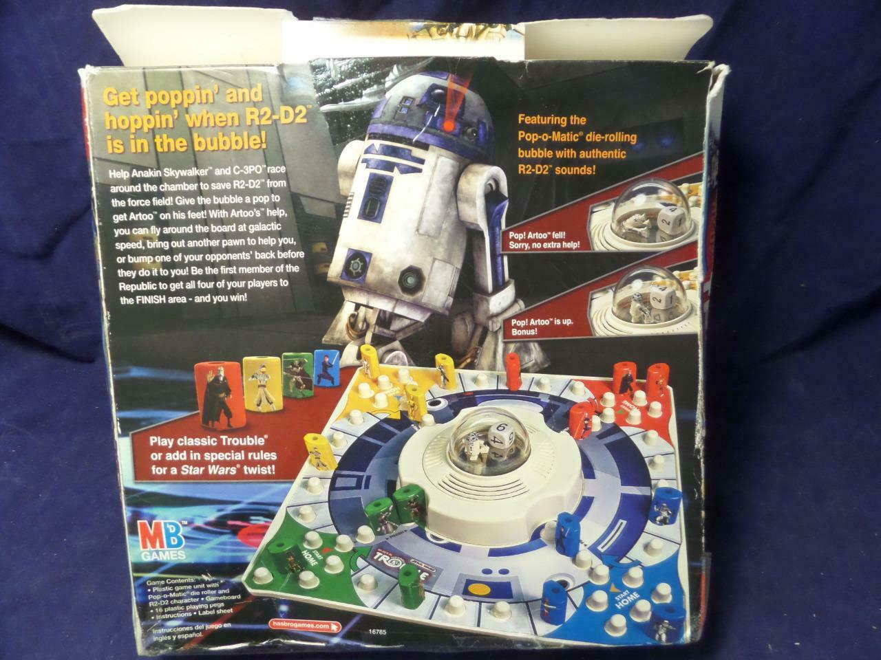 Star Wars Edition R2 D2 Is In Trouble Popomatic Game Disney