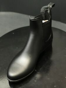 2c80605b78010b New Sam Edelman Women s Tinsley Short Rain Boot Matte Black Rubber ...