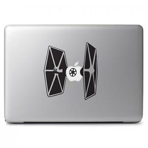 Star-Wars-Tie-Fighter-for-Apple-Macbook-Air-Pro-11-13-15-17-034-Vinyl-Decal-Sticker