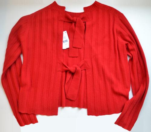 Nouveau395 Derek dos Taille en laine Crosby ouvert 10 en Pull Lam laine et cachemire à M kPOXZiuT