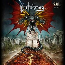 BLITZKRIEG - A Time Of Changes 30th Anniversary Edition CD 2015 NWOBHM