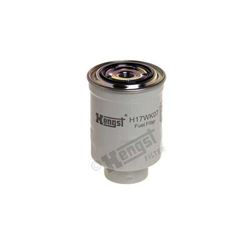 Fits Mazda 6 GJ GH 2.2 D Genuine Hella Hengst Screw On Fuel Filter