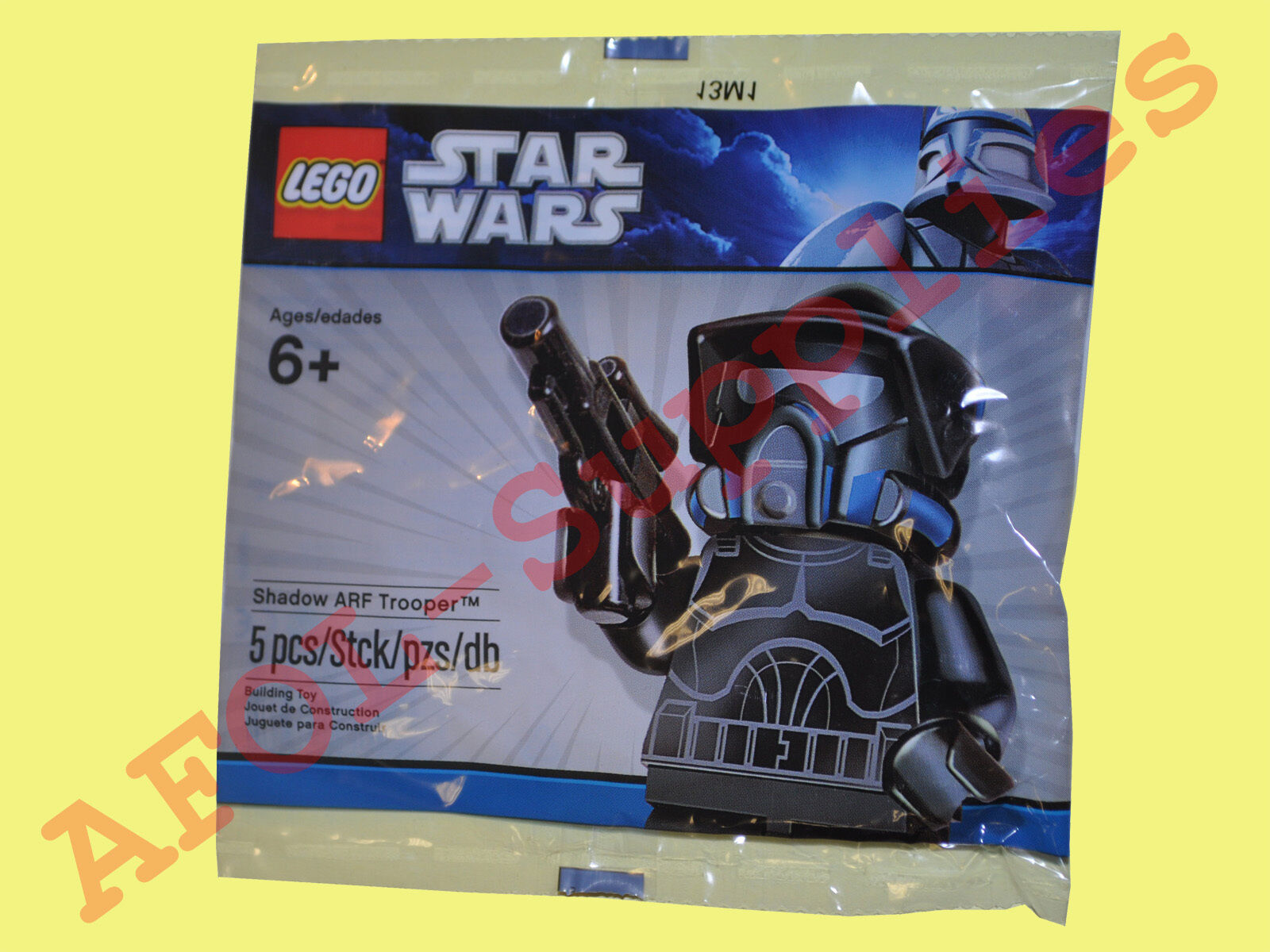 LEGO 4649858 star wars personnage shadow der soldat Limited Edition personnage wars polybag f531cd