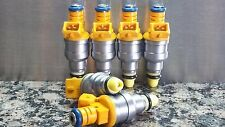 Volkswagon VR6 2.8L Bosch Fuel Injector set of 6 0280150943 replaces 0280150953