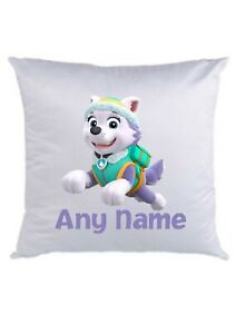 Personalised-Cushion-gift-birthday-cover-40X40cms-EVEREST-PAW-PATROL