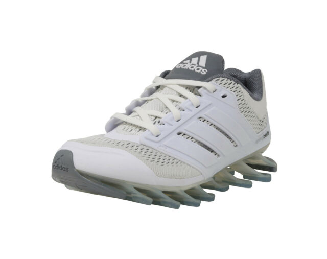 Obligatorio imagina Componer  adidas Springblade Drive Juniors Youth Running Shoes C76709 White Gray Size  7 for sale online | eBay