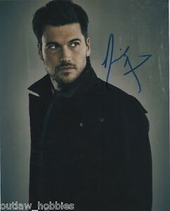 Nick-Zano-Autographed-Signed-8x10-Photo-COA