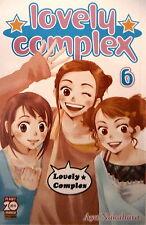 Lovely Complex 6 Nuova edizione panini sconto 15%