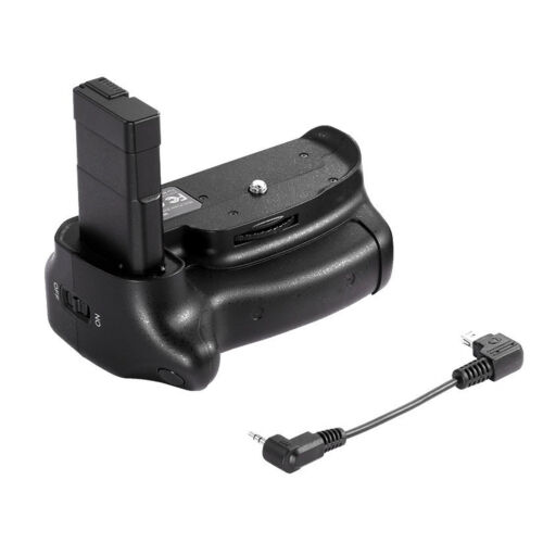 US Meike D5500 Camera Battery Grip for Nikon D5500 With Shutter Connecting Line