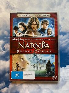 The-Chronicles-Of-Narnia-Prince-Caspian-2-Disc-Collector-039-s-Edition-DVD-Region-4