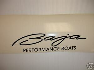BAJA BOATS PERFORMANCE BOATS  YOU GET 2