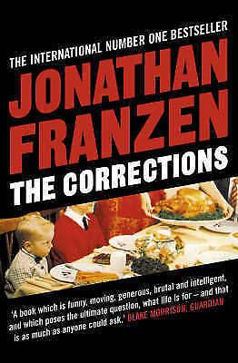 1 of 1 - The Corrections, Jonathan Franzen, Good Book