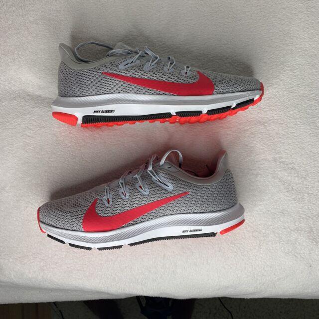 Villano Dinámica De Dios  Nike Quest 2 Gray Red Ci3803 001 Women's Size 6 Running Shoes for sale  online | eBay