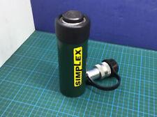 R104 Simplex 10 Ton 419 Stroke Hydraulic Spring Return Cylinder New