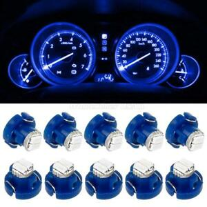 10x-Blue-T3-Neo-Wedge-SMD-LED-Light-HVAC-Climate-Switch-Lights-Lamps-Bulbs