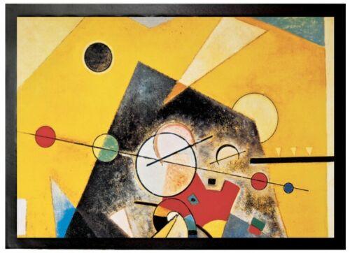 #96705 Stille Harmonie Fußmatte Türmatte 70x50cm Wassily Kandinsky