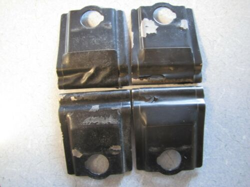 Yakima Q Clips Base Clips for Roof Rack 1 pair  EUC