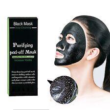 Black Mask Peel-Off Masks Facial Purifying Deep Clean Blackhead Cleaning