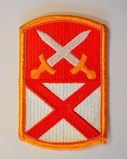 US ARMY 167th SUPPORT BRIGADE PATCH FULL COLOR ** FREE SHIPPING **