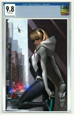 Amazing Spider-Man #47 CGC 9.8 PRE-ORDER Exclusive Jeehyung Lee VIRGIN Variant