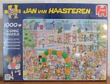 1000 Pieces Jumbo Jan van Haasteren Farm Visit Jigsaw Puzzle