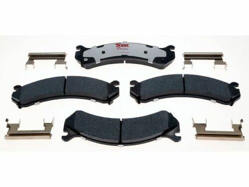Front Brake Pad Set For 2002-2006 Chevy Avalanche 2500 2003 2004 2005 F849PV