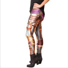 Woman legging Anime Armor cosplay printed legging S-XL elastic Slim legging 1pc