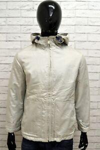 Giubbino-GAS-Uomo-Taglia-Size-M-Giacca-Giubbotto-Cappotto-Coat-Jacket-Man-Grigio