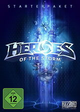 Heroes Of The Storm - Starterpaket (PC, 2015, DVD-Box) - neu + OVP