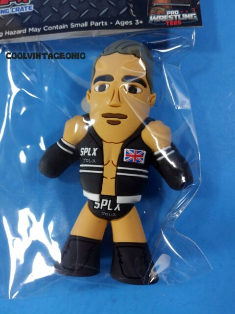 Terry Funk Figure Official Micro Brawler