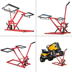 Pro-Lift-Lawn-Mower-Jack-Lift-with-300lb-Capacity-for-Tractors-and-Zero-Turn-New
