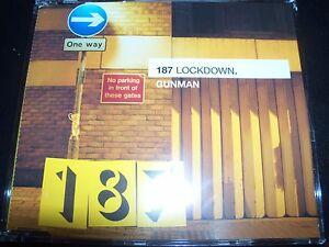 187-Lockdown-Gunman-Mixes-UK-Single-Like-New