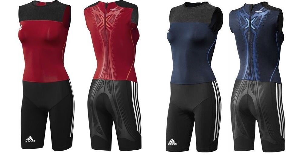 Adidas AdiPOWER Woman Suit Weightlifting Athletics bodysuit Suit Fitness