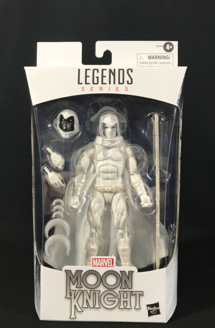 🔥 Hasbro Marvel Legends Series Moon Knight Walgreens Exclusive HTF NEW