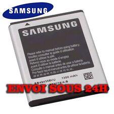BATTERIE ORIGINE EB494358VU SAMSUNG S5660 Galaxy Gio